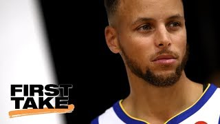 First Take reacts to President Trump withdrawing Warriors' White House visit | First Take | ESPN