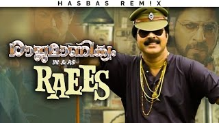 Rajamanikyam in & as Raees 😎 | HasBas Bros. Studios