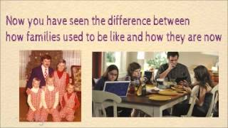 Technology and Family Life Video