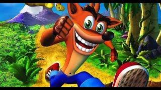 Crash Bandicoot All Cutscenes First Game Cinematic