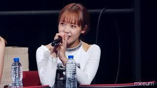 와~최유정 음색 실화? 헤이즈 '돌아오지마' Cover!