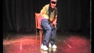 El chileno en el teatro - parte 6 - (el fumado)