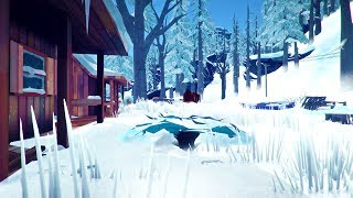 SURVIVOR FORCED TO SLEEP OUTSIDE IN CRAZY BLIZZARD! - The Long Dark Interloper 2017 Gameplay Ep 7