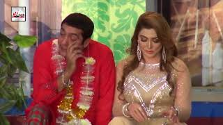 THARKI ZAFRI KHAN NASIR CHANUTI - Best Comedy Scenes Of 2018 in Stage Drama||Very Funny😂