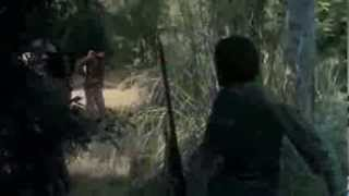 Emanuelle and the last cannibals  Quicksand scene.