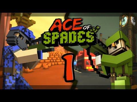 Jogando Ace of Spades Ep 1
