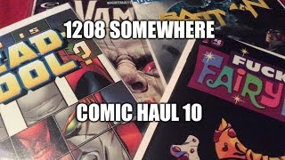 Comic Haul 10 - weeklys, eBay, CGC boards