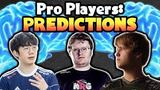 Overwatch Pro Players: Best PREDICTION Moments!