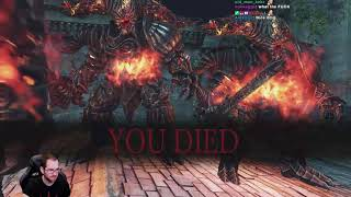 Dark Souls II: SotFS Enemy & Item Randomizer Run (Pt. 2)