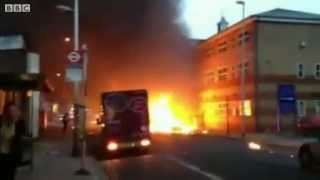 BBC News - London helicopter crash I thought it was a bomb