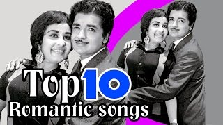 Top 10 Duets | Prem Nazir - Sheela | Malayalam Movie Audio Jukebox