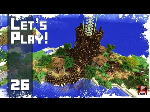 Xxx Mp4 Minecraft Timelapse SURVIVAL LET S PLAY Ep 26 Starting The EPIC TREE WORLD DOWNLOAD 3gp Sex
