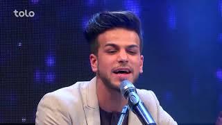 عشق من - حشمت امینی - کنسرت دیره / Ishq Man - Hashmat Amini - Dera Concert