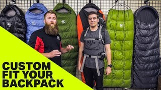 How To Custom Fit Your Backpack