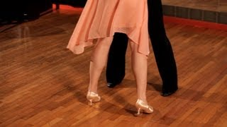 How to Do Basic Foxtrot Steps | Ballroom Dance