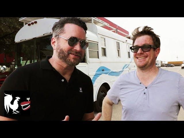 Burnie Vlog: Burnie's New Bus   Rooster Teeth