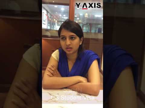 Xxx Mp4 Y Axis Reviews Shruthi's Video Testimonial On US Student Visa Processing 3gp Sex