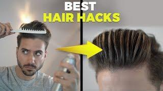 Best Men's Hair Hacks for AMAZING Hairstyles | Alex Costa