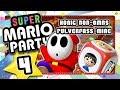 SUPER MARIO PARTY 🎲 #4: Explosive Party in König Bob-Ombs Pulverfass-Mine