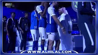 تتويج الهلال بلقب الدوري السعودي للمحترفين 2018
