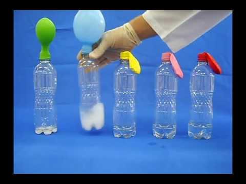 Experimento com Balões
