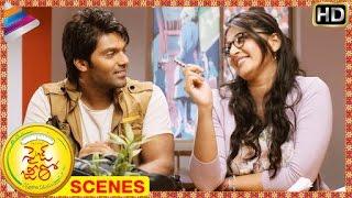 Size Zero Telugu Movie Scenes | Anushka gets impressed by Arya | Prakash Raj | Sonal Chauhan