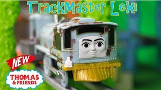 NEW!! THOMAS AND FRIENDS TRACKMASTER LEXI Thomas & Friends Toy Trains for Kids