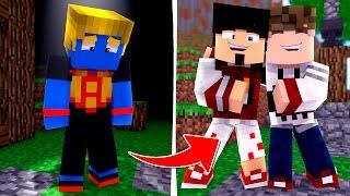Minecraft: AMIGO ABANDONA?  - ESCADONA ‹ AMENIC ›