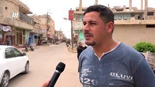 سكان درعا يعبرون عن موقفهم من الوعود الأمريكية حول الجنوب السوري