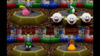 Mario Party 4 - Story Mode - Toad's Midway Madness 2 (Part 3)