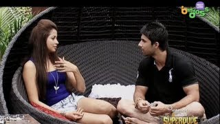 SuperDude - Madhura teaches the Contestants how to make girls feel special !! - Episode 8 bindass