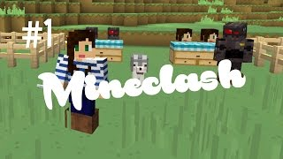 THE STACY CHALLENGE - MINECLASH WITH GRASER (EP.1)