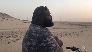 ATV Cruising, 4x4 Dune Bashing and Camel-Riding with Mojo Rawley and Mark Henry