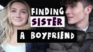 FINDING MY SISTER HER FIRST BOYFRIEND