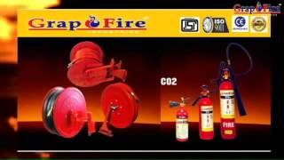 Fire Extinguisher and Hydrants By Grap Fire Industries, Pune