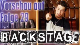 Vorschau auf Folge 29 - BACKSTAGE || Disney Channel