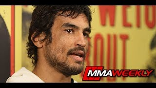Kron Gracie: The Gracie name is like a gift and a curse (UFC on ESPN 1)