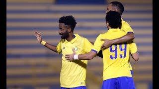 هدف النصر الثاني على الفيصلي || حسن الراهب - مباراة ودية