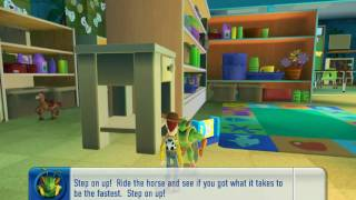 Toy Story 3 game - part 9 (Daycare 2)