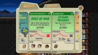 Fallout Shelter Secret Agent Person Extreme Prejudice