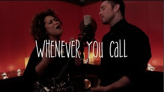BLAKE MCGRATH X VANESSA BRYAN | WHENEVER YOU CALL COVER