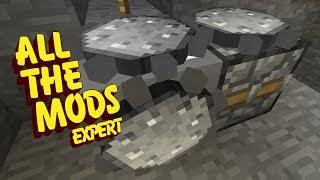All The Mods Expert Mode - CROSSROADS GRINDSTONE [E03] (Minecraft Expert Mod Pack)