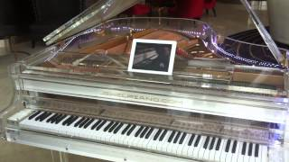 Jewel Piano Miss America Contestant Ali Rogers - IQ Video Self Playing