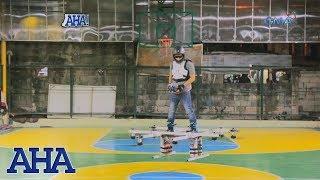 AHA!: AHA-stig Pinoy Hoverboard