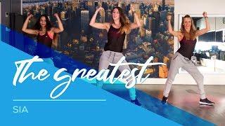 The Greatest - Sia - Easy Fitness Dance Choreography - Saskia's Dansschool
