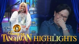 Tawag ng Tanghalan: Mommy Rosario laughs at Vice