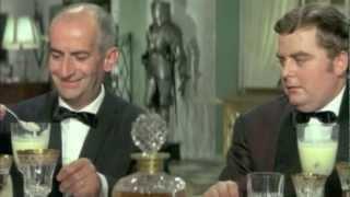 Louis de Funès - Les grandes vacances (1967) - English taste