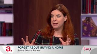 Forget About Buying a Home