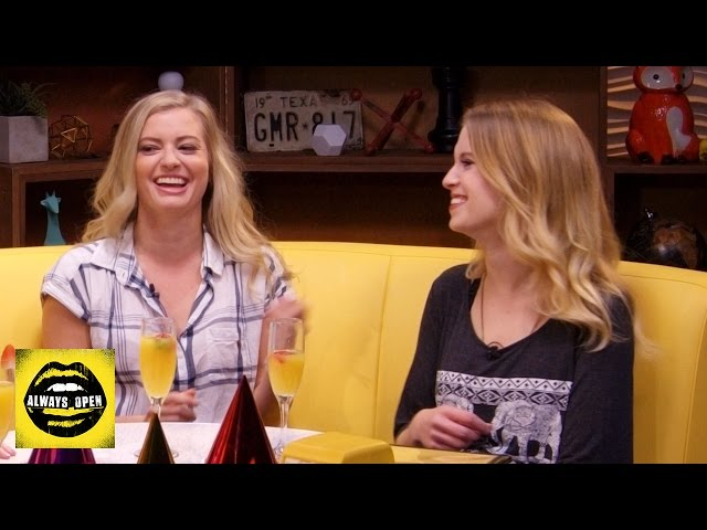 Always Open: Ep. 12 - Elyse Willems and the Shaq Attack   Rooster Teeth