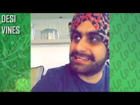 Best Punjabi Vines Compilation EP #13 - 2016 -  Funny Desi Vines